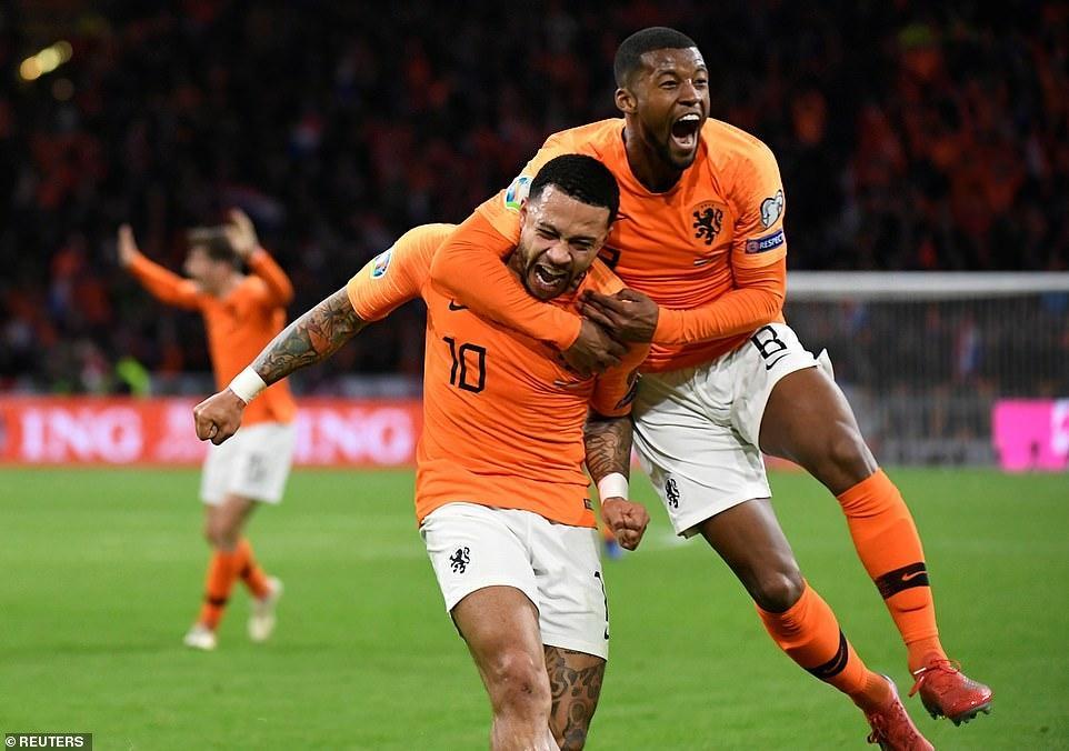Vòng loại Euro 2020: Đức thắng kịch tính Hà Lan, Bỉ hạ đẹp Đảo Síp Ảnh 2