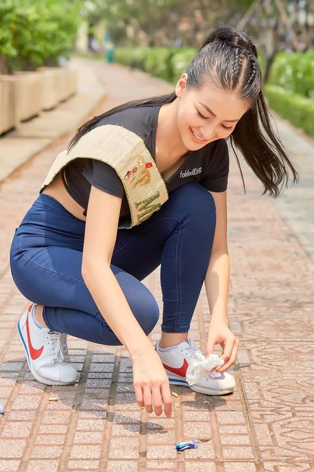 Sau hơn 4 tháng đăng quang Miss Earth, Phương Khánh đẹp đến 'ná thở', fan vừa ngắm vừa dụi mắt Ảnh 3