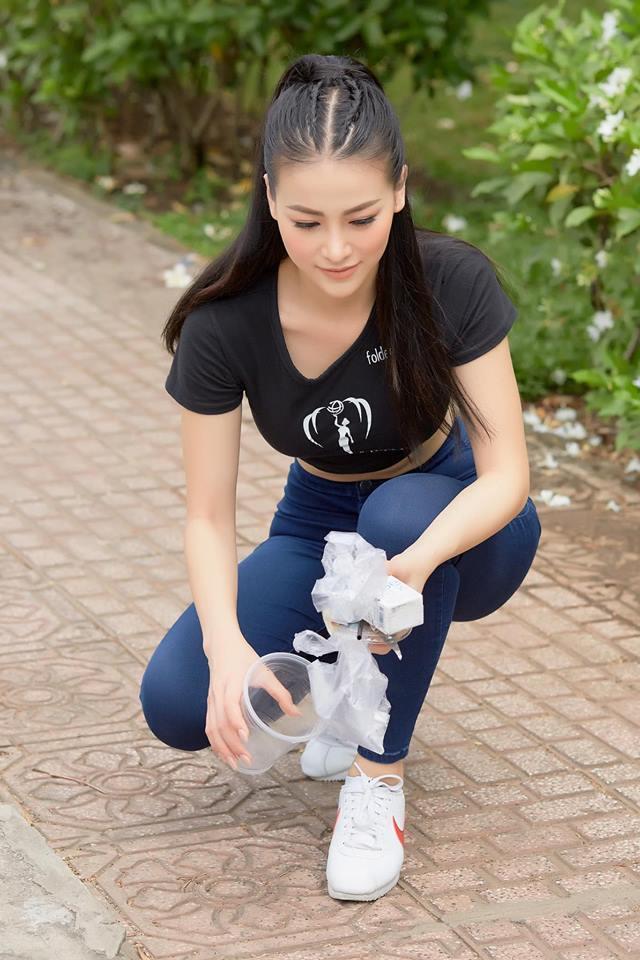 Sau hơn 4 tháng đăng quang Miss Earth, Phương Khánh đẹp đến 'ná thở', fan vừa ngắm vừa dụi mắt Ảnh 5