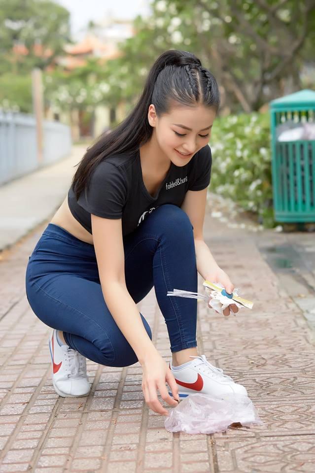Sau hơn 4 tháng đăng quang Miss Earth, Phương Khánh đẹp đến 'ná thở', fan vừa ngắm vừa dụi mắt Ảnh 6