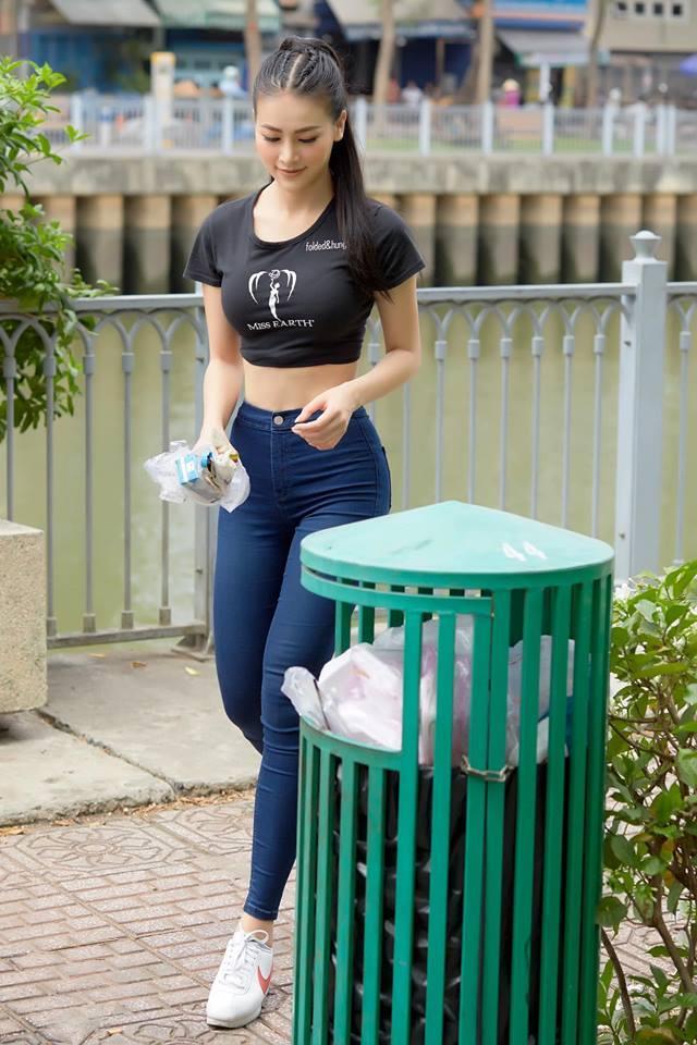 Sau hơn 4 tháng đăng quang Miss Earth, Phương Khánh đẹp đến 'ná thở', fan vừa ngắm vừa dụi mắt Ảnh 4
