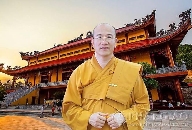 Trụ trì chùa Ba Vàng Trúc Thái Minh vi phạm hiến chương, phải sám hối Đại Tăng Ảnh 1