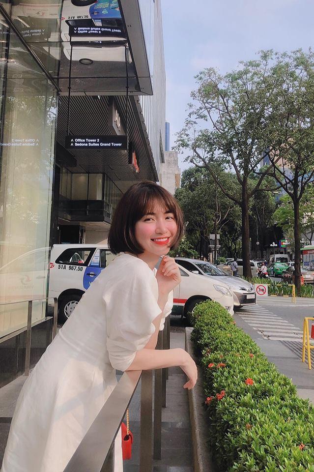 Hòa Minzy được khen trẻ ra cả chục tuổi nhờ cắt tóc búp bê Ảnh 4