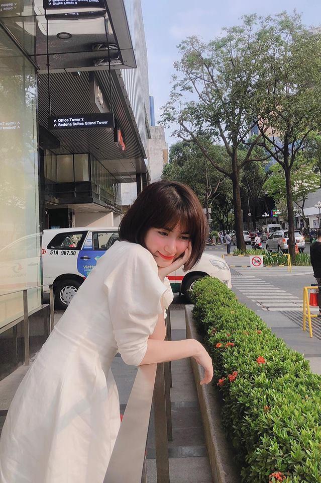 Hòa Minzy được khen trẻ ra cả chục tuổi nhờ cắt tóc búp bê Ảnh 5
