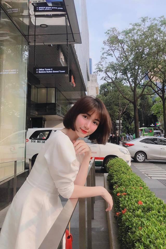 Hòa Minzy được khen trẻ ra cả chục tuổi nhờ cắt tóc búp bê Ảnh 3