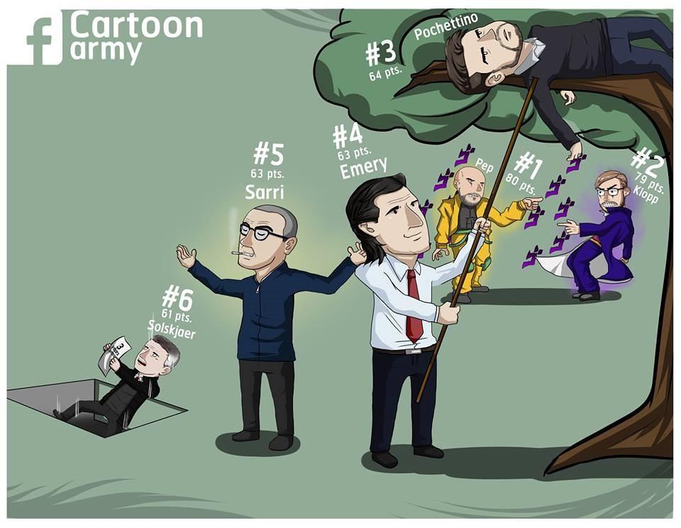 Biếm họa 24h: Việt Nam là 'Ông vua Đông Nam Á', MU hết cửa vô địch Ảnh 2
