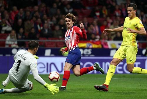 Simeone quyết cản Barcelona Ảnh 1
