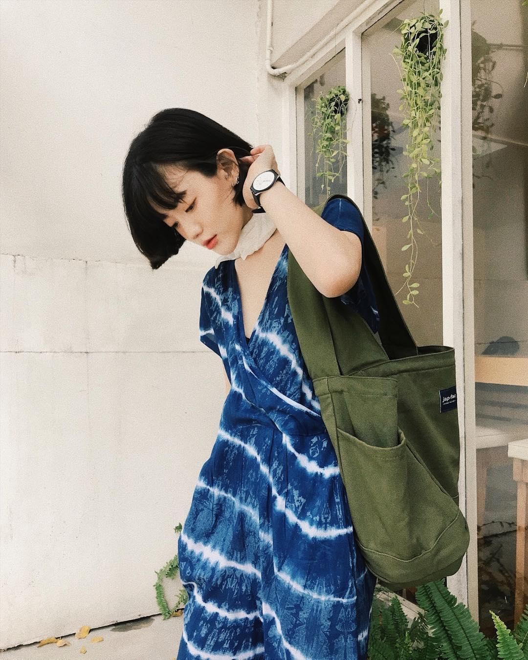 Hot girl Thái Lan chỉ mặc đồ cơ bản, giá rẻ bèo vẫn nổi khắp châu Á Ảnh 11