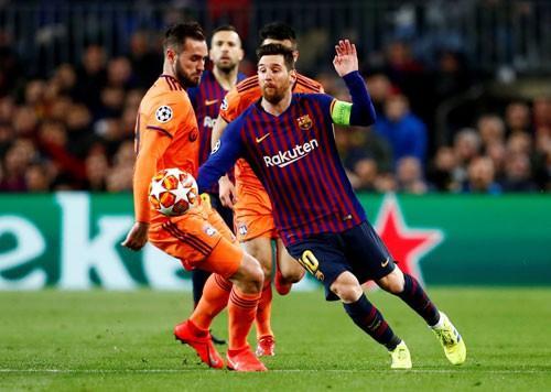 Cô lập Messi, M.U mới hạ được Barca Ảnh 2