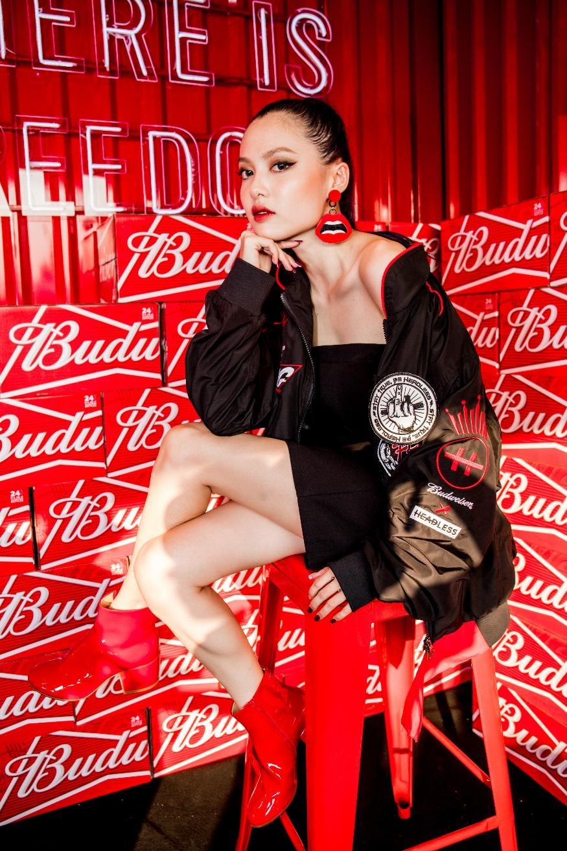 Fung La cùng dàn sao Underground xuất hiện cực chất tại sự kiện đặc biệt của Budweiser Ảnh 2