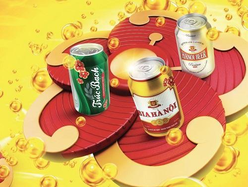 Habeco muốn bán hơn 430 triệu lít bia trong năm 2019 Ảnh 1