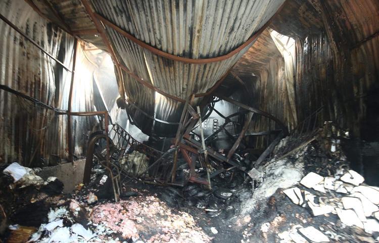 Làm rõ nguyên nhân vụ cháy nhà xưởng gây hậu quả đặc biệt nghiêm trọng Ảnh 1