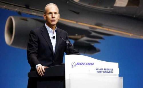 CEO Boeing: Bản cập nhật phần mềm hoạt động đúng theo thiết kế Ảnh 1