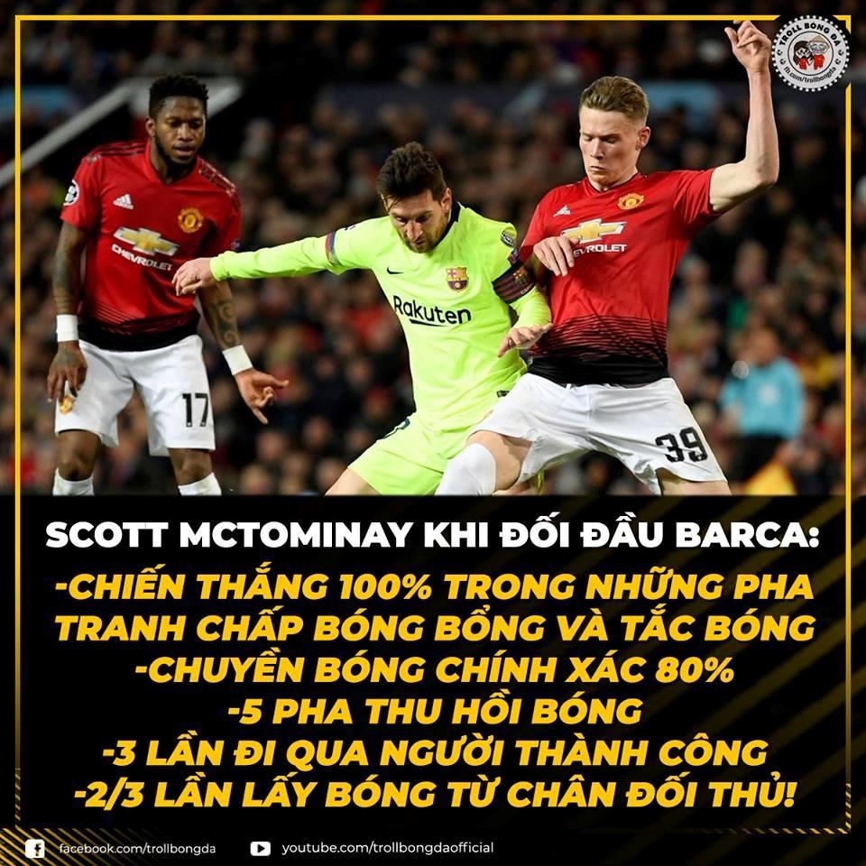 Biếm họa 24h: Sao MU và Lionel Messi trở thành 'trò cười' trên MXH Ảnh 6