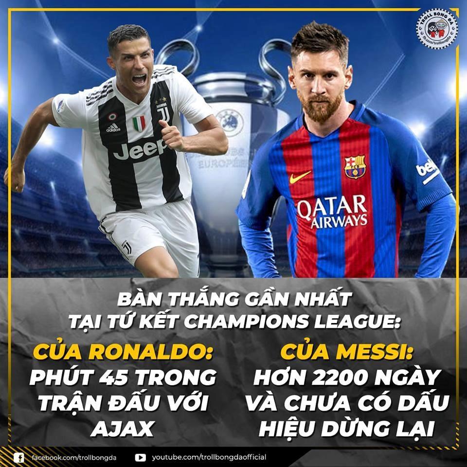 Biếm họa 24h: Sao MU và Lionel Messi trở thành 'trò cười' trên MXH Ảnh 3