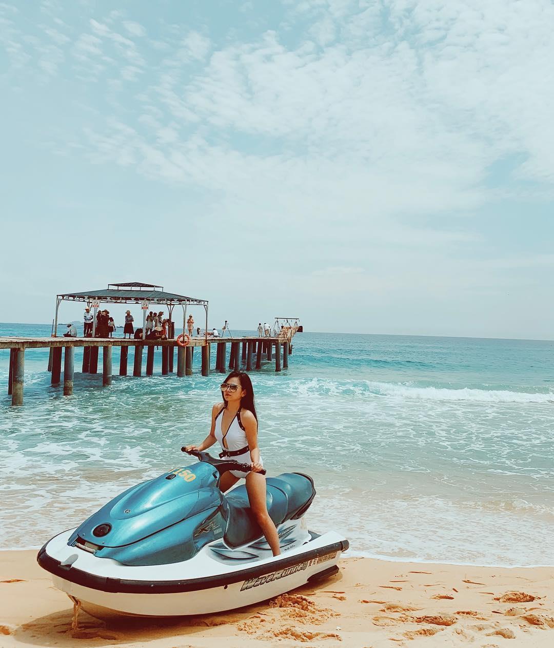 Vùng biển trong vắt tựa Maldives ngay giữa Quy Nhơn Ảnh 5