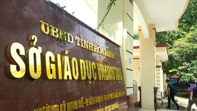8 trường đại học lớn ở Hà Nội xóa tên thí sinh Hòa Bình được nâng điểm Ảnh 1