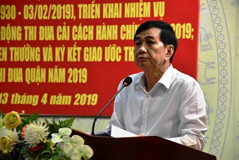 Quận Tân Bình: Buổi tối dân vẫn có thể lên phường nộp hồ sơ Ảnh 4