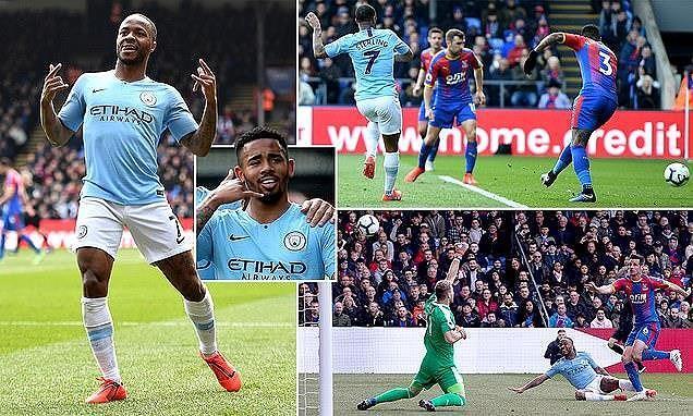 Sterling rực sáng, Man City vượt Liverpool đòi lại ngôi đầu Ảnh 1