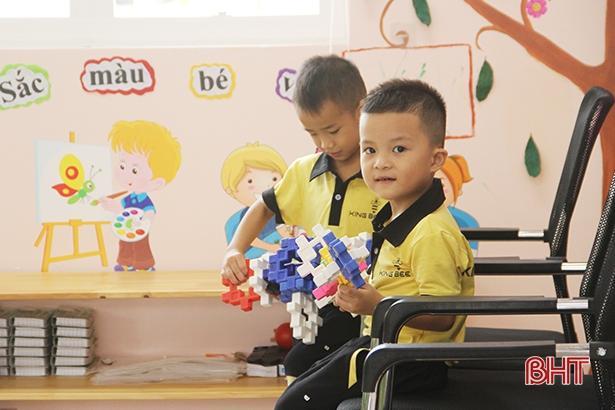 Formosa Hà Tĩnh hoàn thành xây dựng Trường Mầm non song ngữ KingBee Ảnh 2