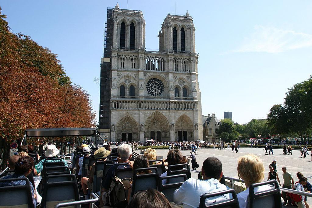 9 điều bạn cần biết về Nhà thờ Đức Bà Paris Ảnh 5