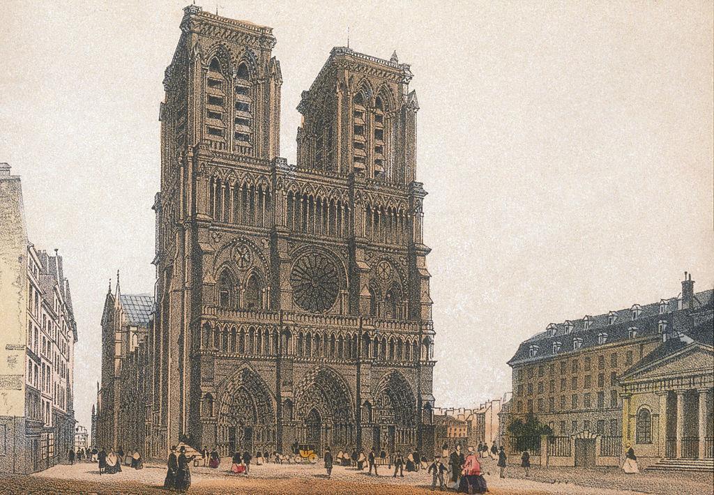 9 điều bạn cần biết về Nhà thờ Đức Bà Paris Ảnh 2