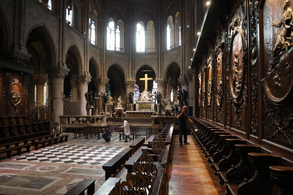 9 điều bạn cần biết về Nhà thờ Đức Bà Paris Ảnh 9