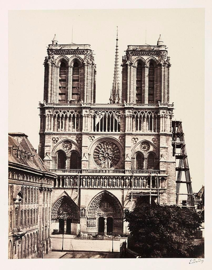 9 điều bạn cần biết về Nhà thờ Đức Bà Paris Ảnh 4