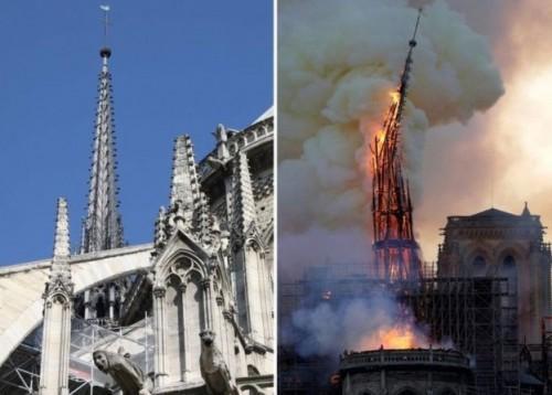 Vụ cháy ở Nhà thờ Đức Bà Paris: Sửng sốt 'lời tiên tri' từ 15 năm trước Ảnh 1