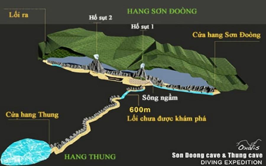 Quảng Bình không đồng ý xây cáp treo vào hang Sơn Đoòng Ảnh 1