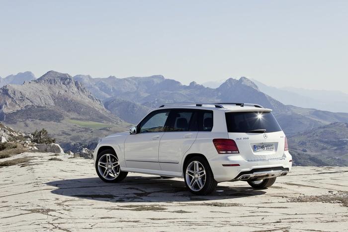 Hơn 60.000 xe Mercedes-Benz GLK bị nghi gian lận khí thải Ảnh 3