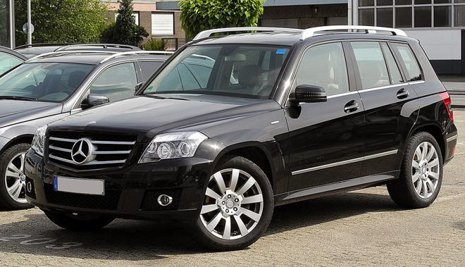 Hơn 60.000 xe Mercedes-Benz GLK bị nghi gian lận khí thải Ảnh 2