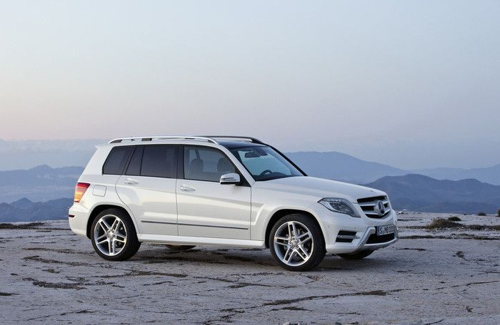 Hơn 60.000 xe Mercedes-Benz GLK bị nghi gian lận khí thải Ảnh 1