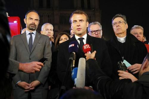 Cháy nhà thờ Đức Bà Paris: Nỗi đau khôn nguôi Ảnh 2