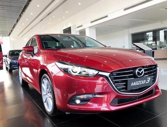 Mazda3 tăng giá 10 triệu đồng, thêm ghế lái chỉnh điện ở tất cả các phiên bản Ảnh 1
