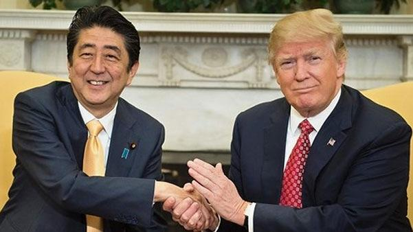 Tổng thống Mỹ và Thủ tướng Nhật Bản gặp nhau trong 2 tháng liên tiếp Ảnh 1