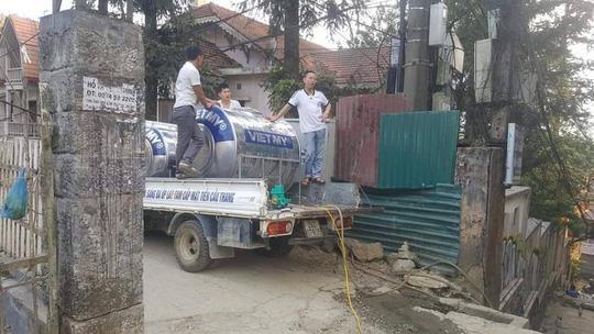 Choáng với giá 500.000 đồng/m3 nước sinh hoạt ở Sa Pa, lo 'vỡ trận' dịp nghỉ lễ Ảnh 4