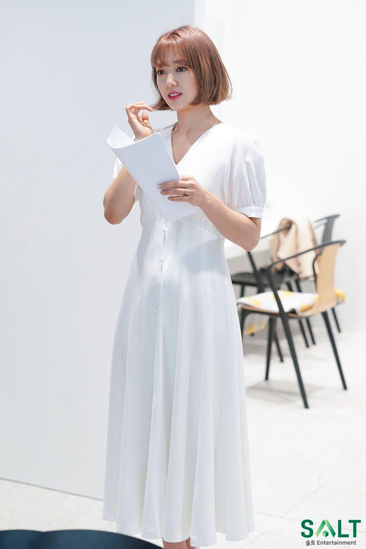 'Nữ thần tháng Tư' Park Shin Hye đẹp xuất sắc trong bộ váy trắng tinh khôi Ảnh 8