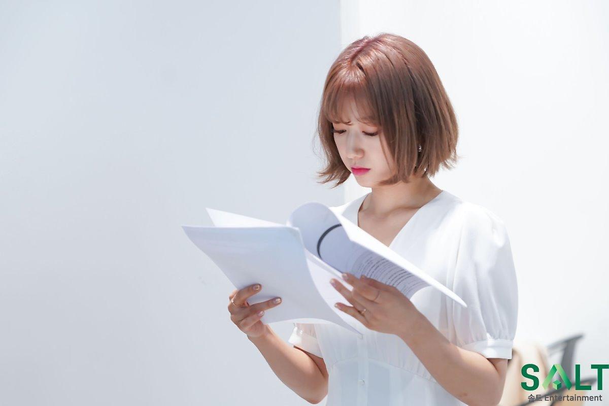 'Nữ thần tháng Tư' Park Shin Hye đẹp xuất sắc trong bộ váy trắng tinh khôi Ảnh 7