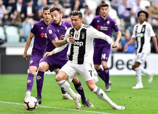 Juventus vô địch Serie A trước 5 vòng, C.Ronaldo lập kỷ lục mới Ảnh 1
