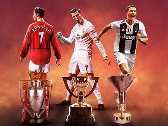 Juventus vô địch Serie A trước 5 vòng, C.Ronaldo lập kỷ lục mới Ảnh 4