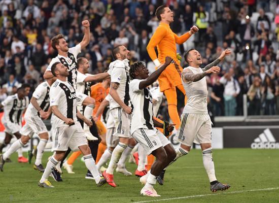 Juventus vô địch Serie A trước 5 vòng, C.Ronaldo lập kỷ lục mới Ảnh 3