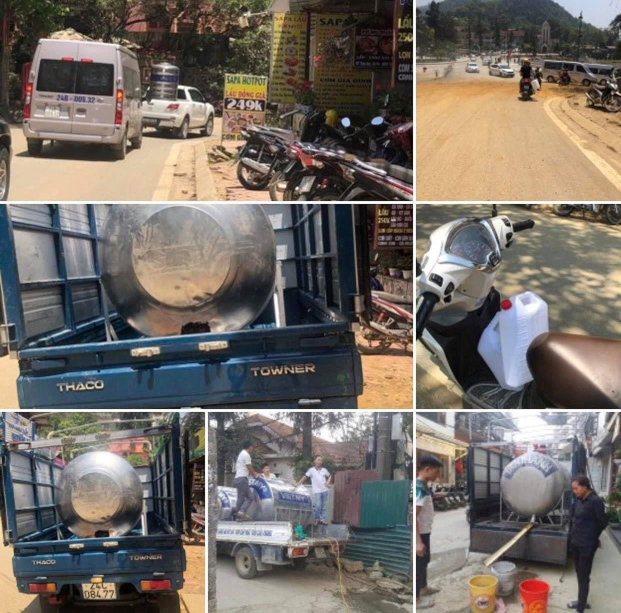 Thiếu nước nghiêm trọng, khách sạn Sa Pa có nguy cơ 'vỡ trận' Ảnh 3