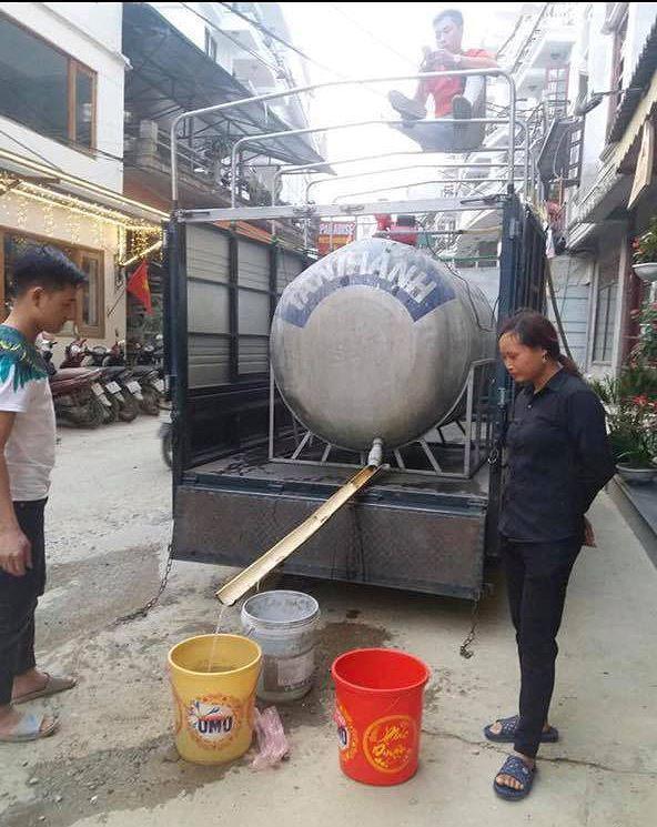 Thiếu nước nghiêm trọng, khách sạn Sa Pa có nguy cơ 'vỡ trận' Ảnh 2