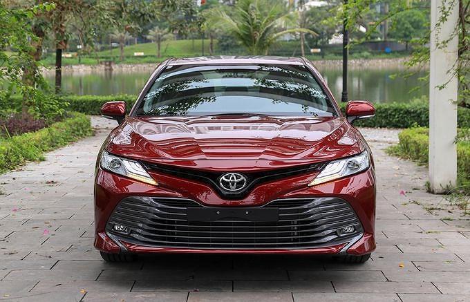Toyota Camry 2019: Thiết kế trẻ trung, phá cách và đậm chất thể thao hơn Ảnh 2
