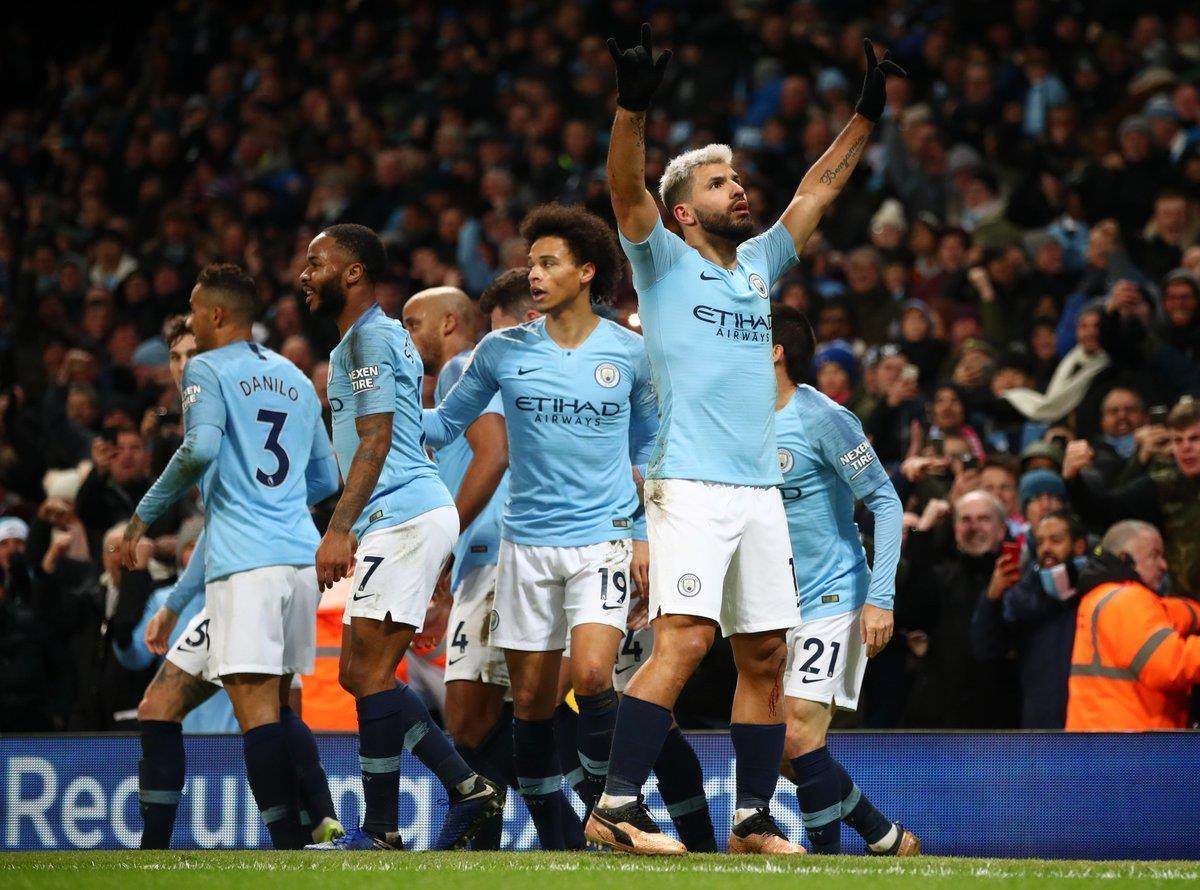 'Ở Manchester bây giờ, Man City là đội bóng hay nhất' Ảnh 1