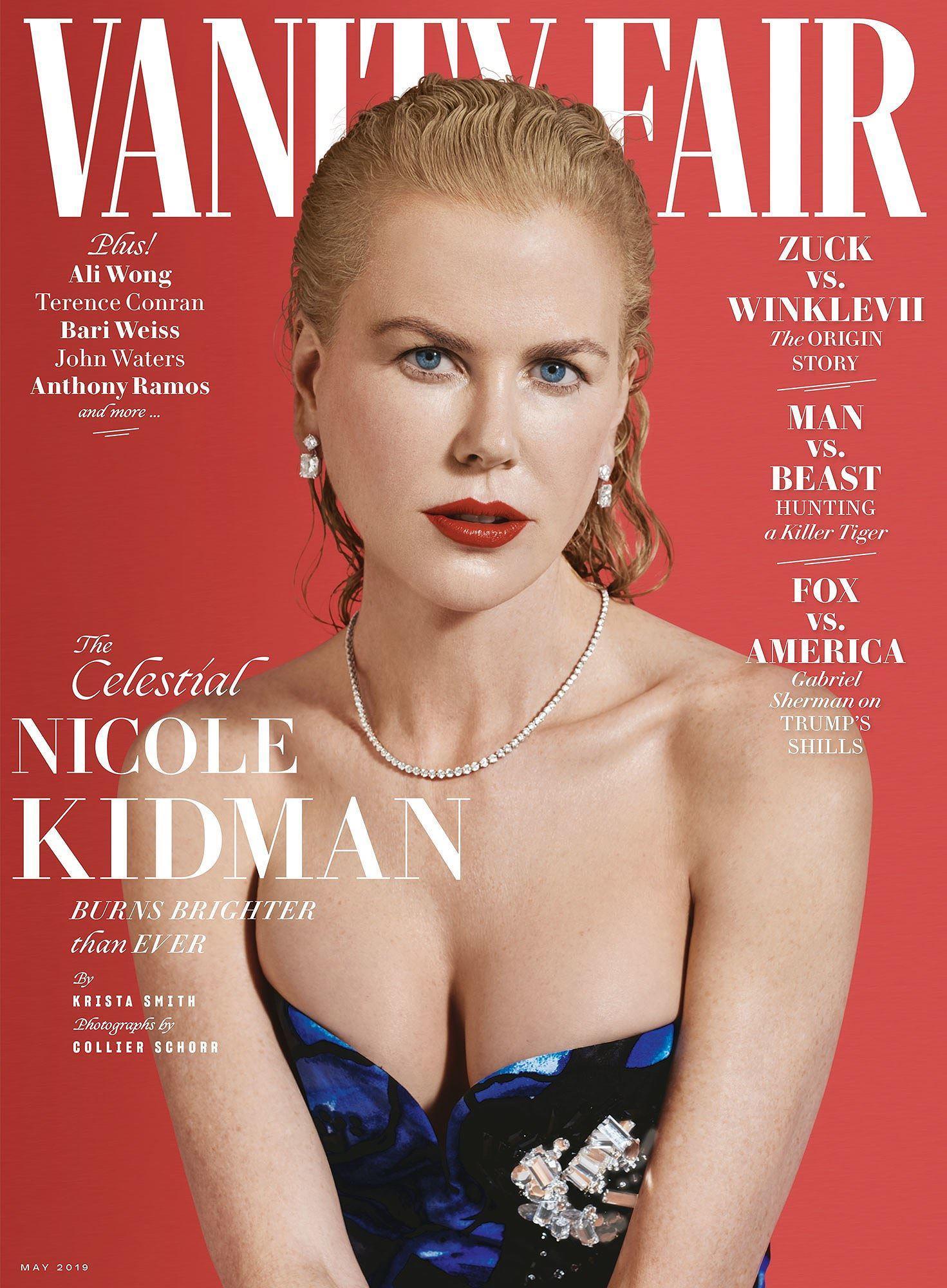 Ngỡ ngàng ngắm Nicole Kidman tóc tém, không nội y quá nóng bỏng Ảnh 1