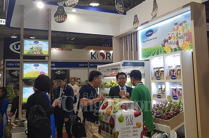 36 quốc gia và vùng lãnh thổ tham gia Food & Hotel Vietnam 2019 Ảnh 1