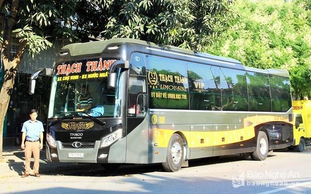 Thạch Thành đưa vào khai thác dòng xe 'khách sạn di động' Ảnh 1