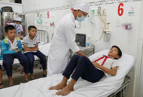 Ninh Thuận: Sau khi uống sữa Nestle Milo 44 học sinh nhập viện Ảnh 1